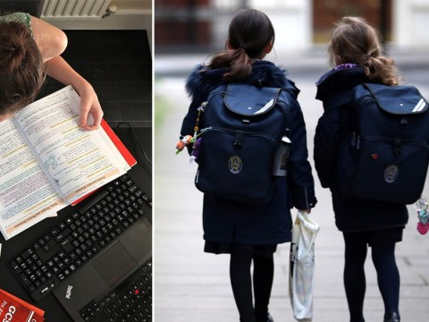 Schools will open June 1 with secondary schools to 'provide some contact'