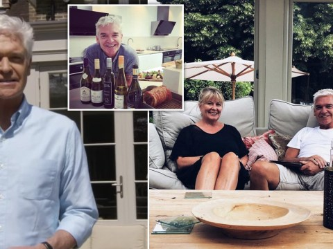 Inside Phillip Schofield's £2million family home in Oxfordshire where he is self-isolating