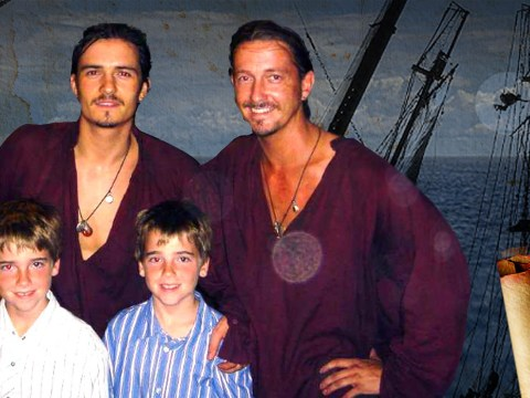 Orlando Bloom's Pirates of the Caribbean stunt double on dinner dates with star, deleted scenes, and Keira Knightley's hidden talent