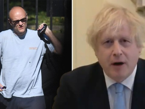 Boris says 'sorry for pain and anxiety' but won't add more about Cummings