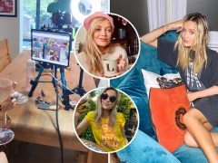 Inside Laura Whitmore's North London home she shares with boyfriend Iain Stirling