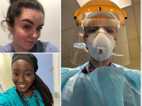'Scared and exhausted' junior medics describe life on coronavirus frontline