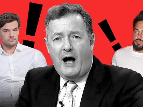 Mario Falcone and Nathan Massey accuse Piers Morgan of 'scaremongering' during pandemic