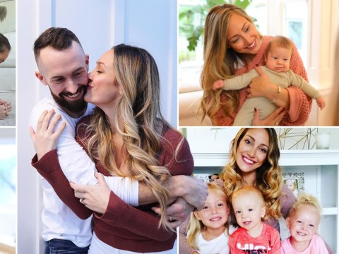 Myka Stauffer's YouTube channel and family as she 'rehomes' adopted child