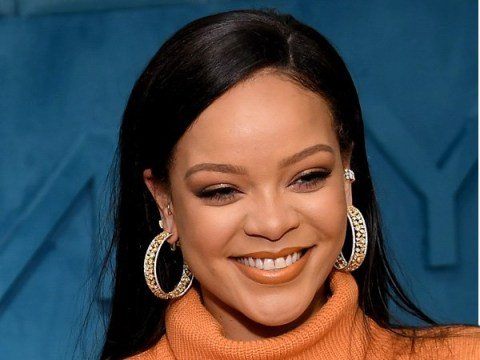 Rihanna was 'embarrassed' about dating Travis Scott so she tried to keep their romance 'secret'