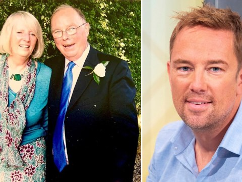 Simon Thomas' father dies aged 78 as he pens heartbreaking message: 'We will always love you'