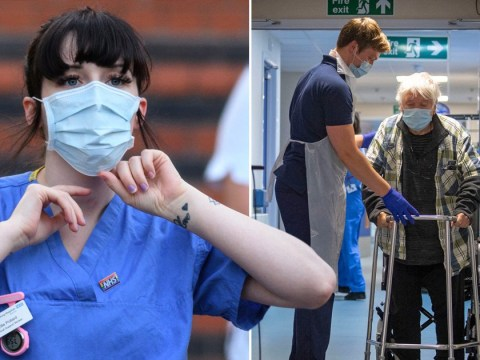 Official UK death toll rises to 38,376 after another 215 die