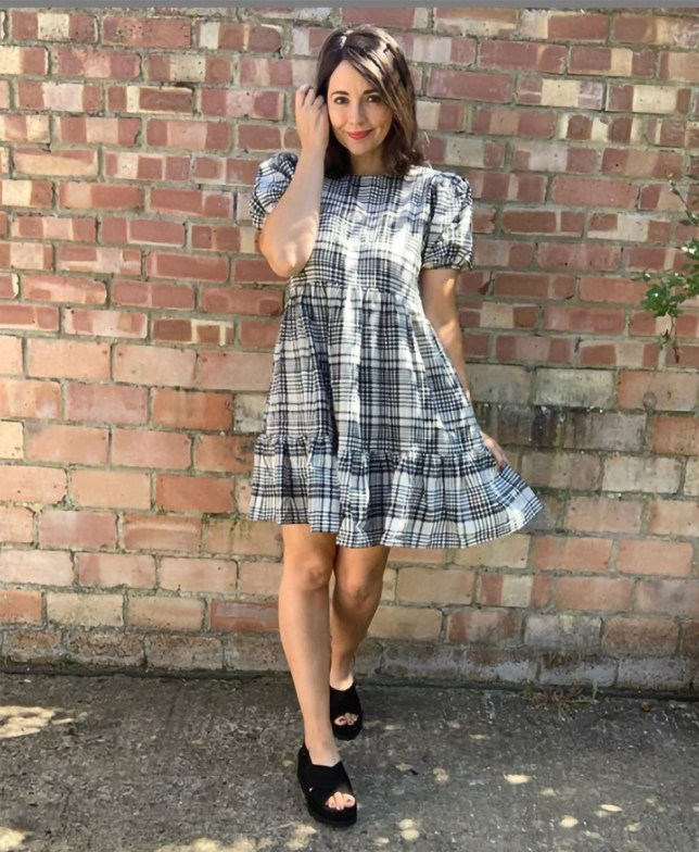 Nikki Nicola New Look dress