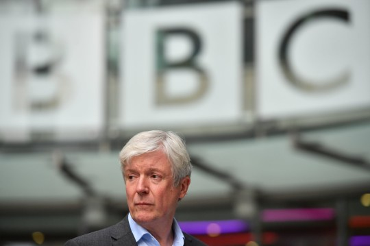 File photo dated 15/11/18 of Tony Hall who has said that he will be standing down as the Director-General of the BBC in the summer. PA Photo. Issue date: Monday January 20, 2020. See PA story MEDIA Hall. Photo credit should read: Ben Stansall/PA Wire