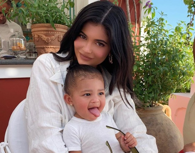 Kylie Jenner chose not to breastfeed Stormi