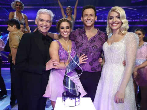 Dancing on Ice film 'secret lockdown' series as ITV bosses fear that live shows will be delayed