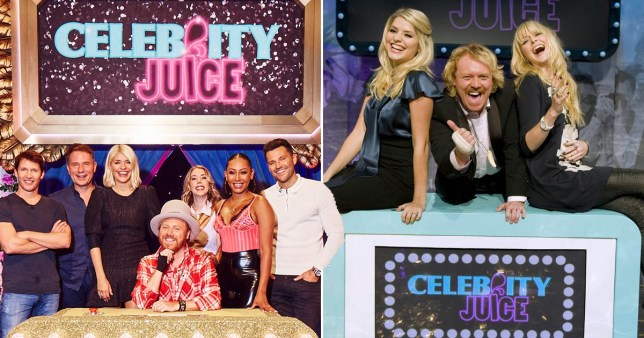 Holly Willoughby confirms she's leaving Celebrity Juice in lovely tribute