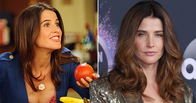 Cobie Smulders How I Met Your Mother