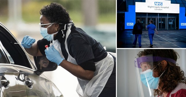 NHS procurement official privately selling PPE amid Covid-19 outbreak (Picture: Getty)