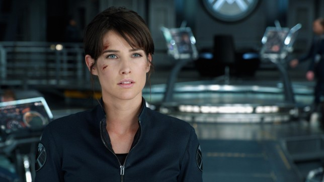 Cobie Smulders in Avengers as Maria Hill
