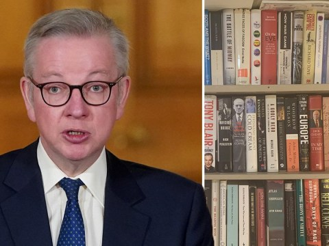Michael Gove criticised for owning book by Holocaust denier