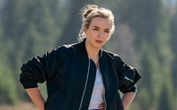 WARNING: Embargoed for publication until 00:00:01 on 04/05/2020 - Programme Name: Killing Eve Series 3 - TX: n/a - Episode: Killing Eve S3 - EP5 (No. 5) - Picture Shows: ***EMBARGOED TILL 4TH MAY 2020*** Villanelle (JODIE COMER) - (C) Sid Gentle/BBC America - Photographer: -