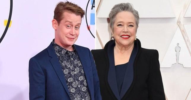 Macaulay Culkin and Kathy Bates 'crazy sex scene' on AHS