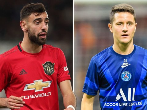 Ander Herrera rates Manchester United signing Bruno Fernandes