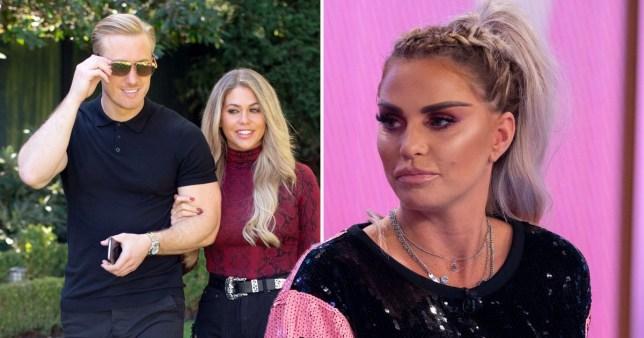 Katie Price on ex-fiance Kris Boyson's new romance with Bianca Gascoigne