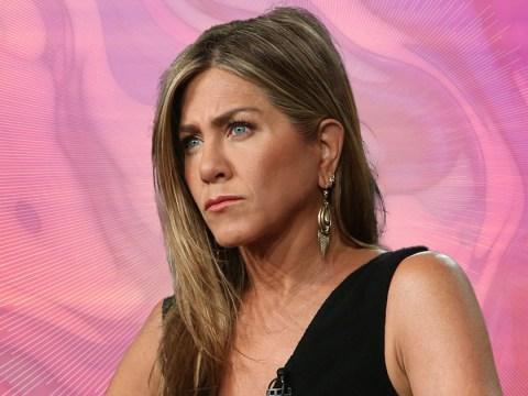 Jennifer Aniston tells coronavirus to 'kindly f*** off' with brilliant throwback of her giving the finger