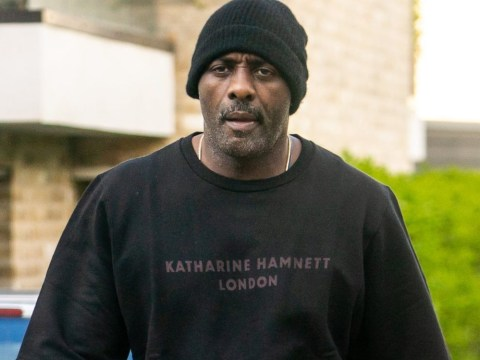 Idris Elba seen for first time since returning to London after battling coronavirus