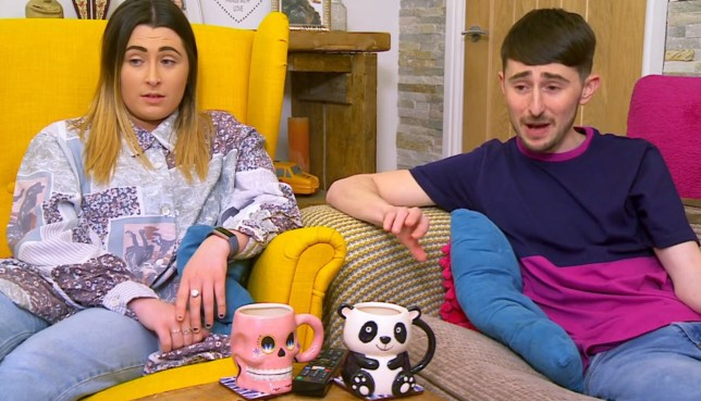 Picture: Channel 4 Gogglebox receives further Ofcom complaints for latest episode for not social distancing (01/02/2020 Recording)
