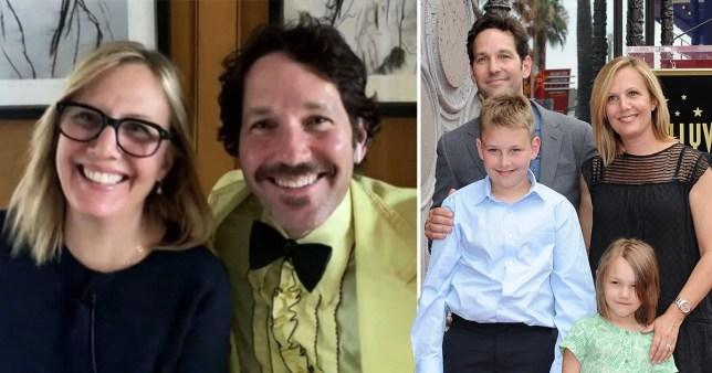 Paul Rudd's Family