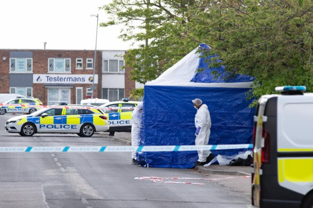 Police launch murder probe after a man's body was found in Wisbech, Cambridgeshire.