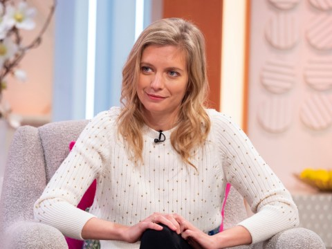 Rachel Riley feels guilty for enjoying lockdown as she has her family around her