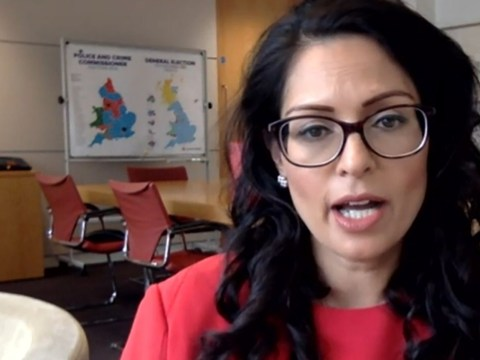 Priti Patel says 'home is not a safe place' for domestic abuse victims trapped in lockdown