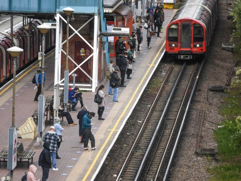 Tube drivers told they can refuse to work if they feel their safety is at risk