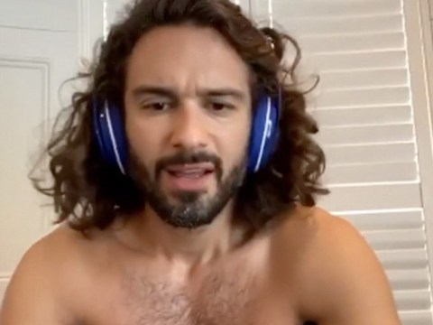 Joe Wicks shares update on painful hand injury as he reveals he's still 'got to go easy'