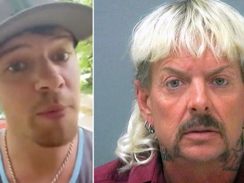 Tiger King's Dillon Passage launches petition to get husband Joe Exotic pardoned by Trump