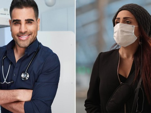 Dr Ranj urges public to wear coronavirus face masks 'appropriately': 'You don't need one outside'