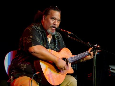 Grammy-nominated musician Willie K dies aged 59 after lengthy cancer battle