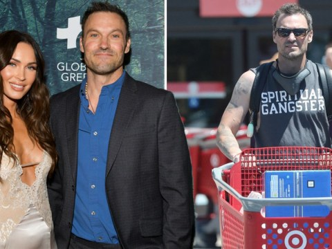 Brian Austin Green 'not bitter' as he's seen for first time since Megan Fox split