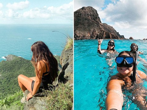 Backpackers stuck in paradise are adopted by locals but desperate to get home