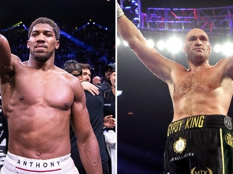 Anthony Joshua responds to Tyson Fury's claim that he'll 'batter him' in unification fight