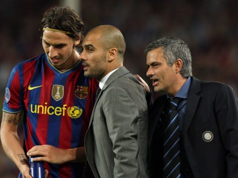Jose Mourinho finally reveals what he whispered in Pep Guardiola's ear during Inter vs Barcelona