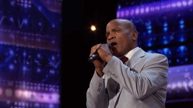 Simon Cowell praises incredible America's Got Talent audition by a man who was falsely imprisoned for 37 years