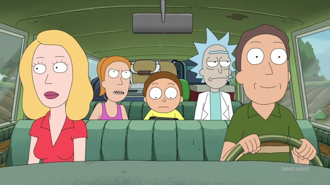 New Rick & Morty episode teases 'no sci-fi bulls***' (Picture: Adult Swim)