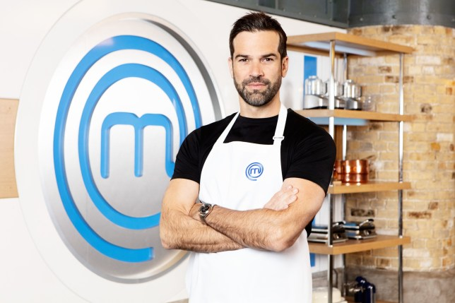 For use in UK, Ireland or Benelux countries only Undated BBC handout photo of television presenter??Gethin Jones who will take part in the upcoming series of Celebrity MasterChef. PA Photo. Issue date: Monday May 25, 2020. Filmed before the current coronavirus crisis, the famous faces will put put through their culinary paces over five weeks to find out who has the cooking skills to take home the trophy. See PA story SHOWBIZ MasterChef. Photo credit should read: BBC/PA Wire NOTE TO EDITORS: Not for use more than 21 days after issue. You may use this picture without charge only for the purpose of publicising or reporting on current BBC programming, personnel or other BBC output or activity within 21 days of issue. Any use after that time MUST be cleared through BBC Picture Publicity. Please credit the image to the BBC and any named photographer or independent programme maker, as described in the caption.