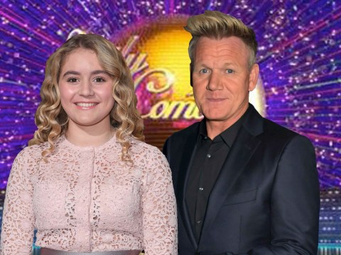 Gordon Ramsay's daughter 'approached' by Strictly Come Dancing bosses for new series