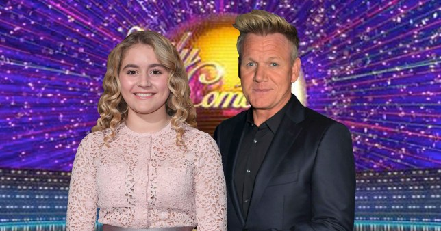 Strictly bosses want Gordon Ramsay's daughter for new series