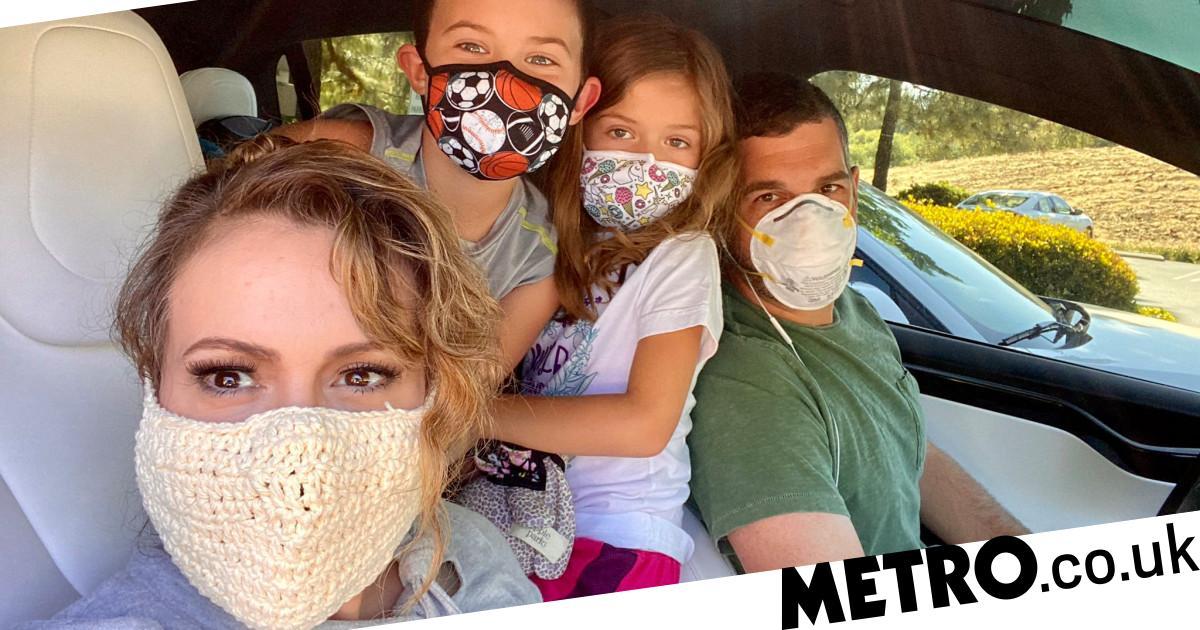 Photo of Alyssa Milano defends herself as trolls slam her 'useless' crochet mask | Zara Woodcock