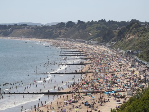 Beaches may be forced to close if crowds spark second wave