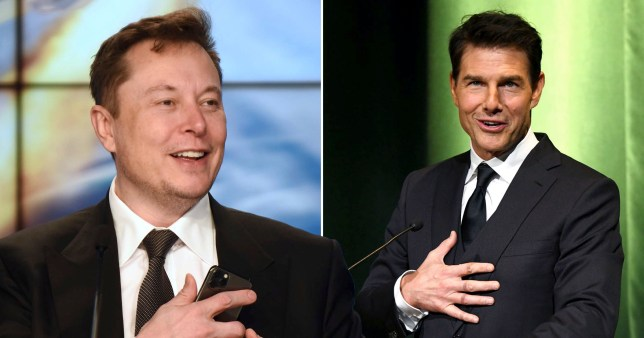Tom Cruise space movie gets a director
