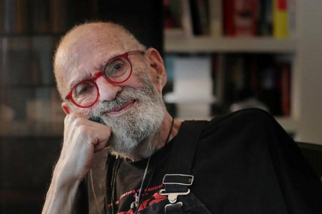 Normal Heart writer and AIDS activist Larry Kramer dies aged 84