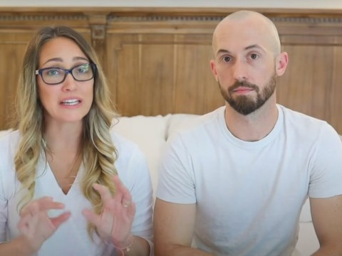 YouTube star Myka Stauffer and husband James 'not facing charges' after rehoming son Huxley